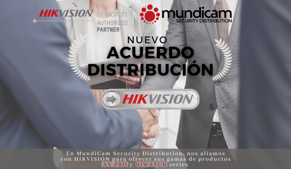 Distribución Hikvision